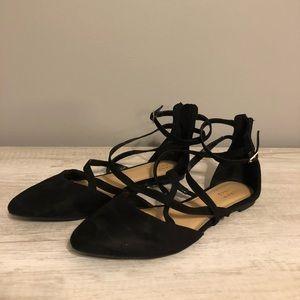 Black Strap Flats